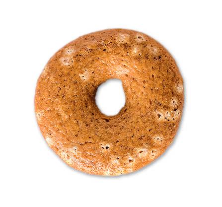 Das Ringli wird als mittelhart und «genau richtig» eingestuft. Zudem ist es weniger süss als das Amrein-Ringli, deswegen auch ein wenig fad im Geschmack. Der zitronige Geschmack entwickelt sich erst am Schluss, dieser überzeugt die Jury nicht. Bäckerei Schwegler, Willisau, Fr. 5.50/250 Gramm