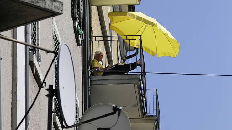 Im Aargau wohnen die meisten älteren Menschen selbstständig in eigenen Wohnungen und Häusern. Aber zentral gelegene und günstige Alterswohnungen fehlen.