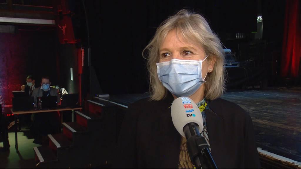 Brigit Wyss über ihre Wiederwahl in den Solothurner Regierungsrat: «Eine unglaubliche Motivation»