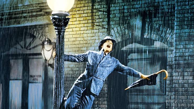 Grund zum Singen: Wir sollten den Regen wieder lieben lernen.Imago