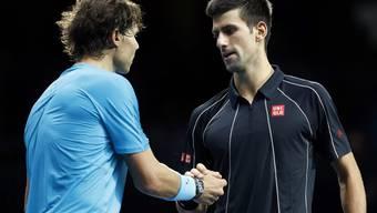 ATP Finals in London: Djokovic lässt auch Nadal keine Chance