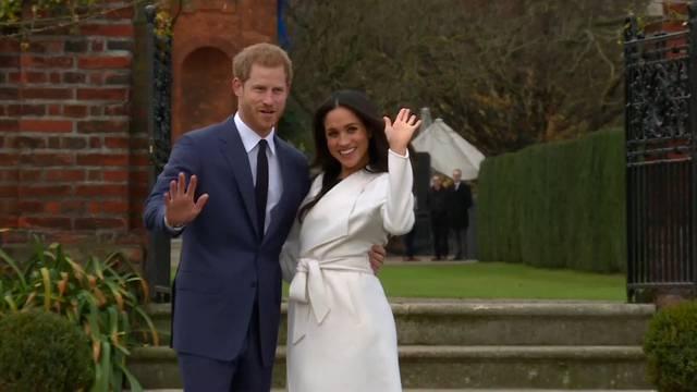 November: Hallo königliche Verlobung!