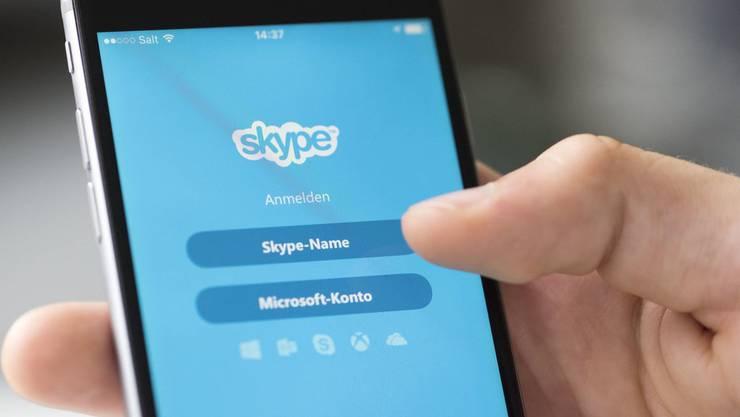 Erstes digitales Angebot für Betroffene: individuelle Beratung zu Fragen der Atmung werden via dem Online-Videotelefoniedienst Skype angeboten.