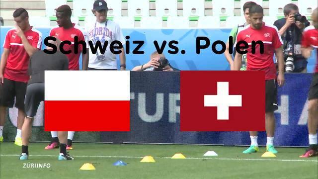 EM-Orakel: Schweiz vs. Polen