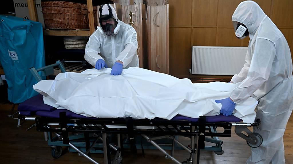 US-Forscher: Mehr als 200'000 Corona-Tote weltweit