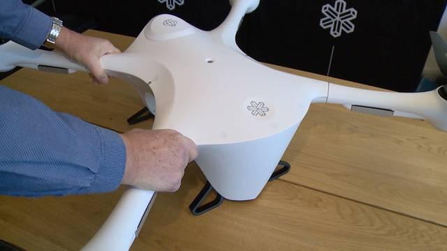 Post-Drohnen: Pilotprojekt nach Absturz auf Kippe