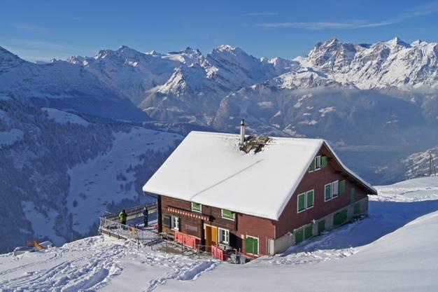 Winterparadies Rietlighaus ob Spiringen