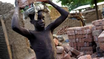 Unzählige Kinder unter 18 Jahren werden im Tschad rekrutiert (Archiv)