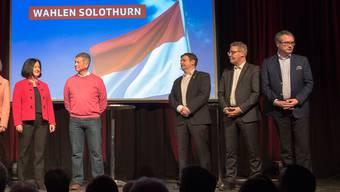 Das Kgv empfiehlt die Kandidaten der FDP, CVP und der SVP für den Regierungsrates (archiv)