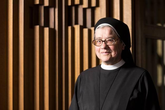 Simone Buchs ist Priorin im Kloster Heiligkreuz.