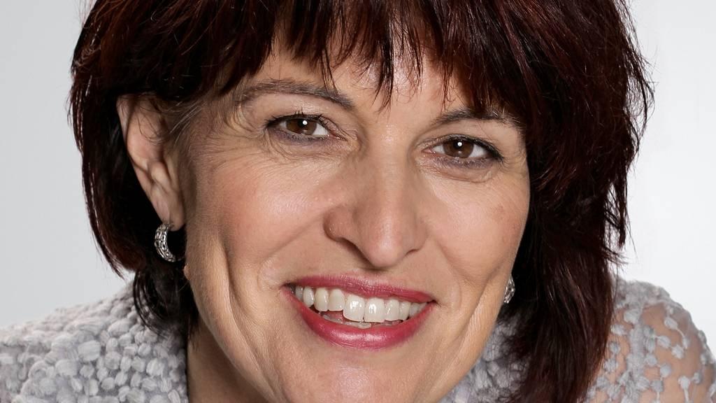 Doris Leuthard ist erneut Bundespräsidentin