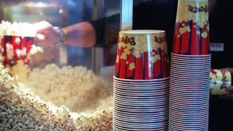 Popcorn verdirbt den Appetit auf Werbung. Das sagt eine neue Studie aus.