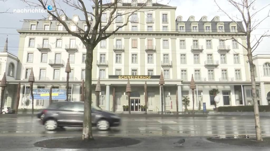 Luzerner Hotels fühlen sich benachteiligt behandelt