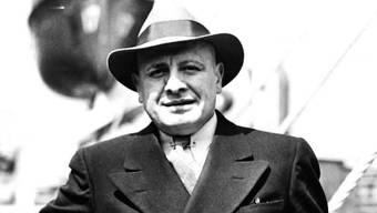Ein Schweizer in Amerika, Harry Jacob Anslinger, steht am Anfang der weltweiten Marihuana-Prohibition.