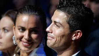 Die Welt spekuliert über ihre Trennung: Shayk und Ronaldo (Archiv)