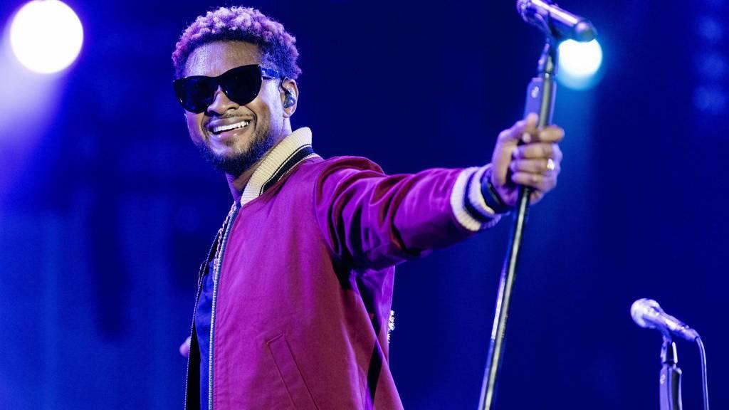 R&B-Sänger Usher wird 40