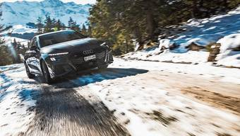 Traktion hat Tradition: Der Audi S3 ist – selbstverständlich – nur mit Allradantrieb zu haben.