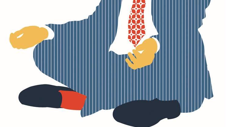 Der Manager von heute setzt auf Achtsamkeit: Denn in der Stille offenbart sich die Quelle der Leistungsfähigkeit.