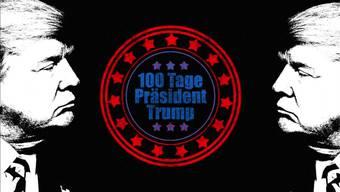 100 Tage Trump.