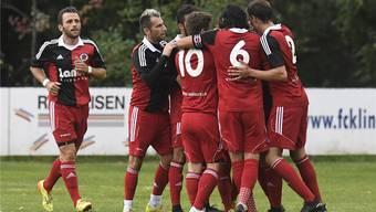 FC Klingnau - FC Koblenz 2:0 - die Bilder (18.08.2018)