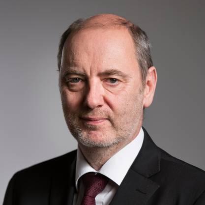 SVP-Bundesrichter Yves Donzallaz.