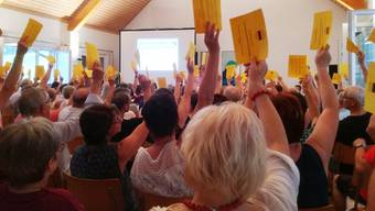 Fusionsabstimmungen Böztal vom 27. Juni 2019
