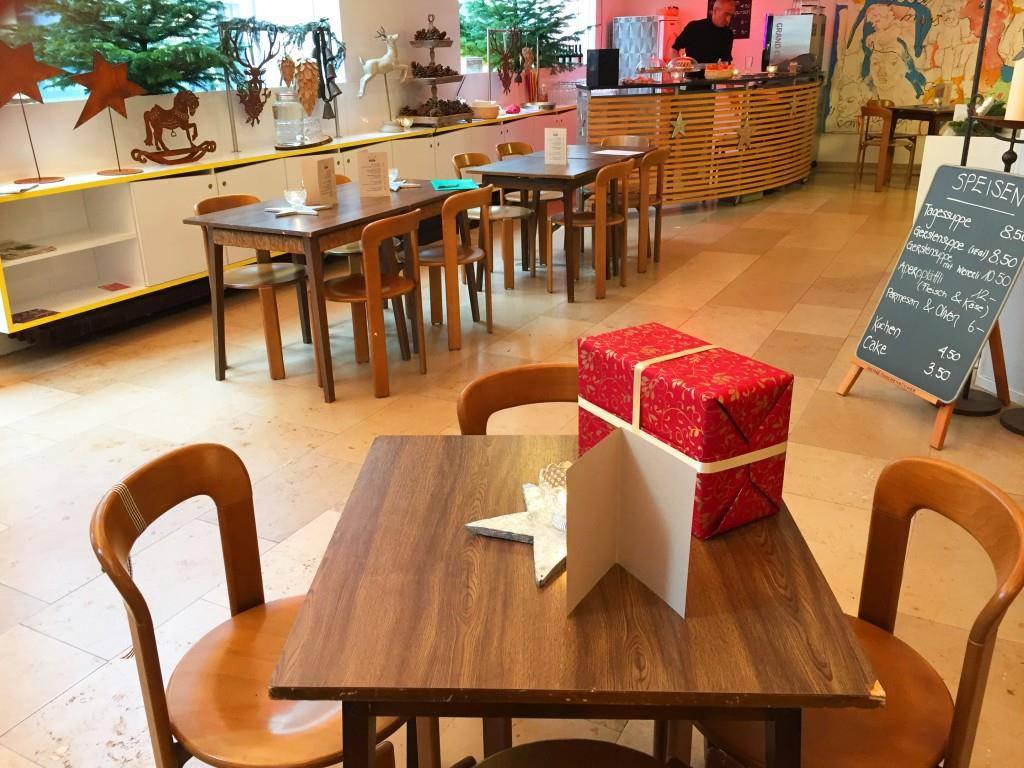 Das «Weihnachtscafé» in St.Gallen