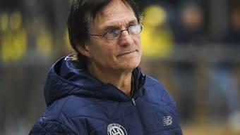 Coach Arno Del Curto durchlebt momentan wohl die härteste Zeit in Davos