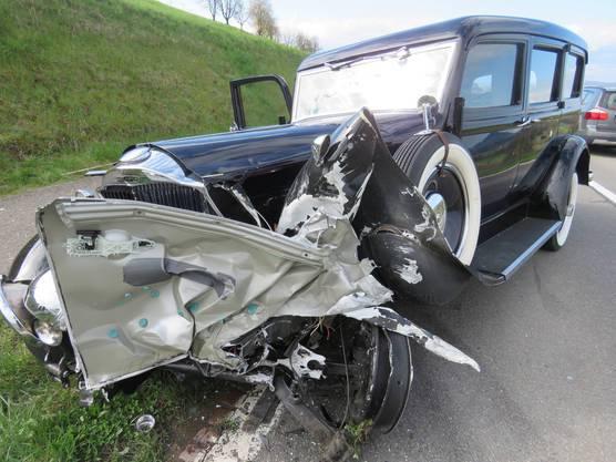Drei Personen erlitten leichte Verletzungen – Der Sachschaden wird auf zirka 150'000 Franken geschätzt