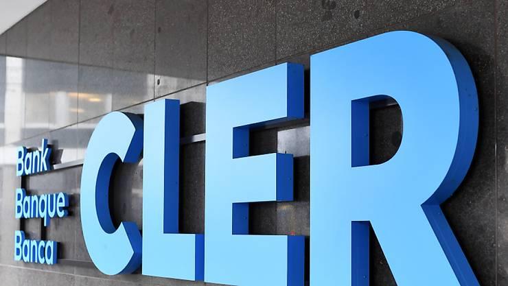 Die Bank Cler gehört zur Basler Kantonalbank (Archivbild).