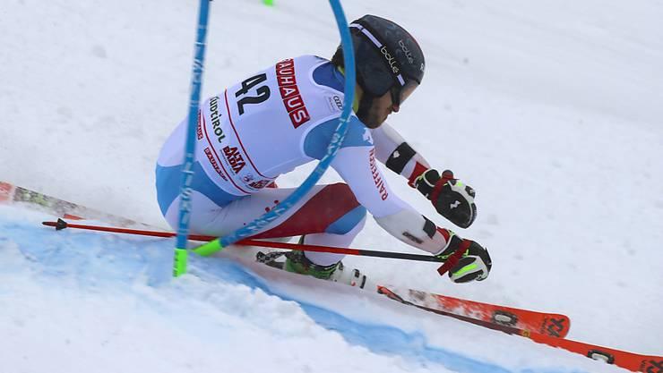 Elia Zurbriggen stand im Weltcup 47 Mal im Einsatz