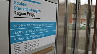 Die speziell für die Sozialen Dienstleistungen Region Brugg erstellten Räumlichkeiten befinden sich an der Schulthess-Allee 1 in Brugg.