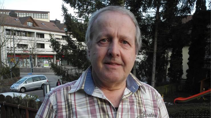 René Eberle (SVP) erreichte 445 Stimmen.