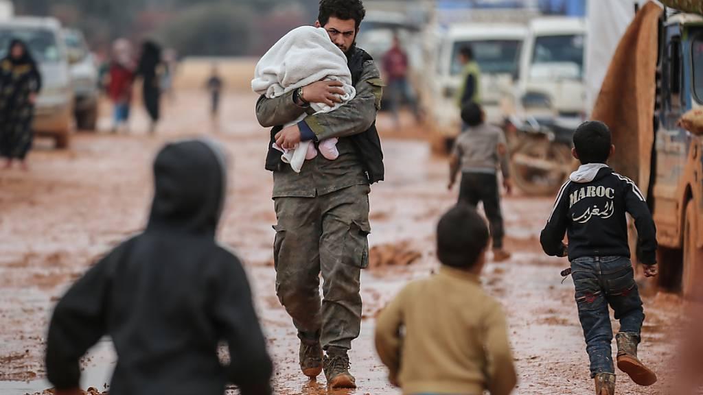 Welthungerhilfe beklagt bislang schlimmste Hungerkrise in Syrien