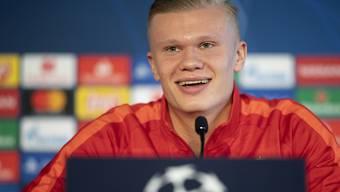 Erling Haaland - Dortmunds neuer Goalgetter mit dem Milchgesicht