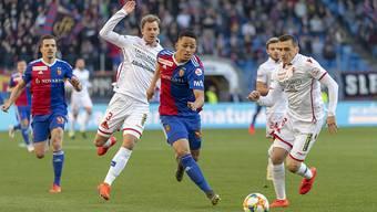 Sind unsere Fussballer weniger gut als diejenige der 2. Bundesliga?