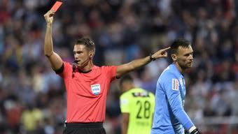 Lorenzo Bucchi wird von der Liga für zwei Spiele gesperrt