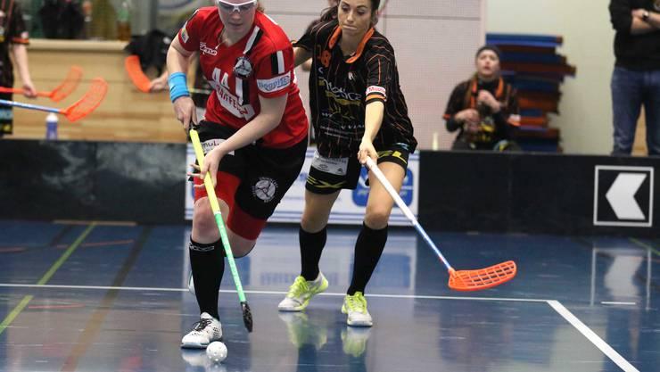 U19-Nationalspielerin Nina Gerber (Nr. 44).