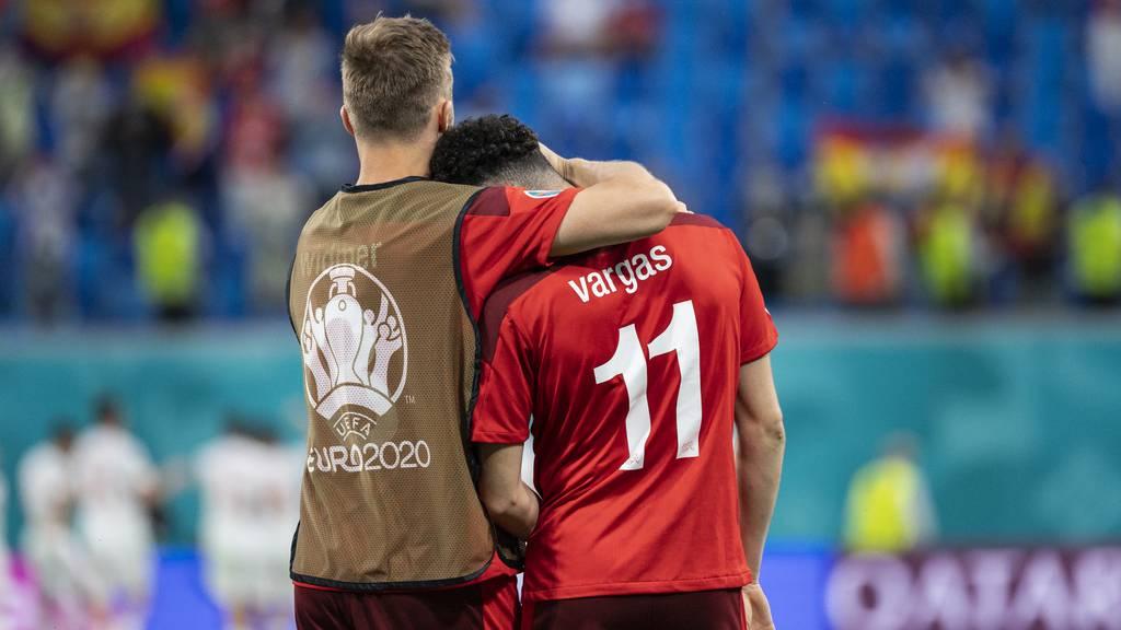 Traum geplatzt: Schweizer EM-Abenteuer endet in den Viertelfinals