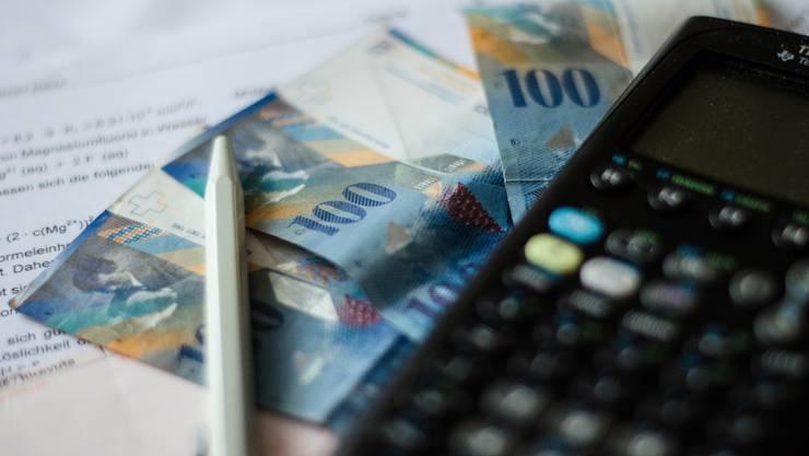 Im Mai stimmt der Schweizer Souverän über die Steuervorlage 17 ab. (Symbolbild)