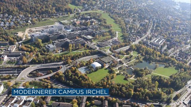 Uni Zürich baut aus