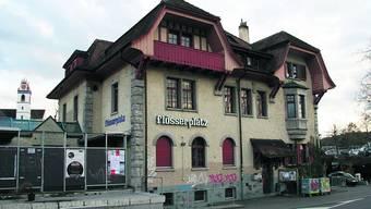 Ein Anliegen ist der Arbeitsgruppe, dass das Jugendkulturhaus Flösserplatz und der Jugendtreff Wenk enger zusammenarbeiten.