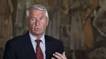 Thorbjörn Jagland bleibt Generalsekretär des Europarates (Archiv)