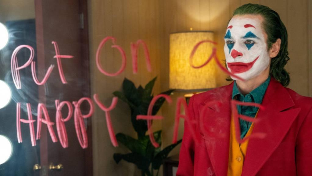 """""""Joker"""" lockte am Wochenende vom 4. bis 6. Oktober 2019 am meisten Filmfans in die nordamerikanischen und kanadischen Kinos. (Archiv)"""