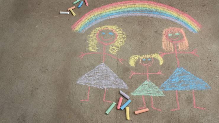 """Bei der """"Ehe für alle"""" geht es auch um die Frage, ob lesbische Paare Zugang zur Samenspende erhalten sollen."""