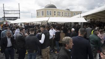 Eröffnung Moschee Grenchen