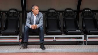 Vor dem Spiel gegen den FC Lugano stellen sich Marcel Koller nicht nur personelle Fragen.