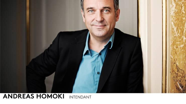 Zürichs Opernhausintendant Andreas Homoki.