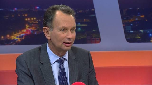 «Ich war die Anti-These zur FDP»: Philipp Müller im «TalkTäglich»-Gespräch mit az-Inlandchef Stefan Schmid