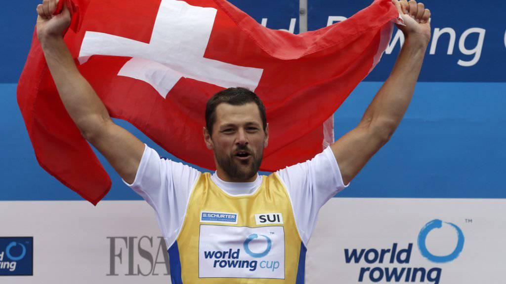 Jubelt Nico Stahlberg auch an den Europameisterschaften?